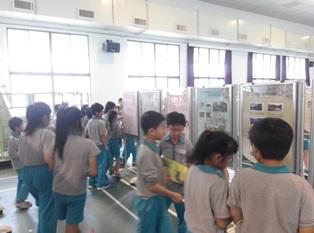 105年郵政博物館巡迴展列車開到臺南永康