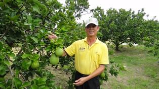 臺南郵局辦理關懷農產行銷公益活動
