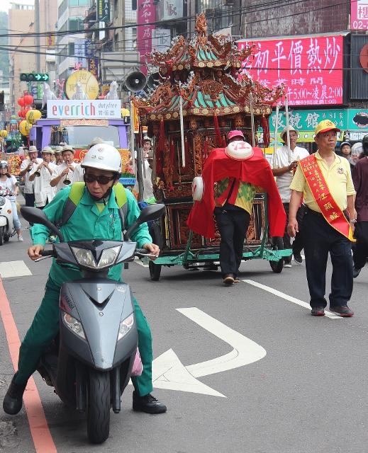 104年08月27日2015鷄籠中元祭臨時郵局