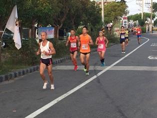 2014府城快樂馬拉松活動