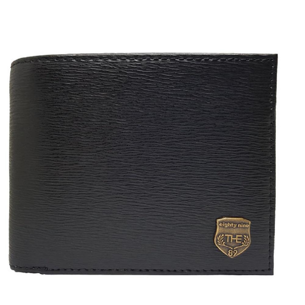 典藏皮革-皮夾(黑)