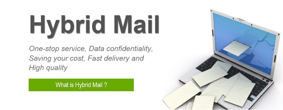 What is Hybrid Mail ?