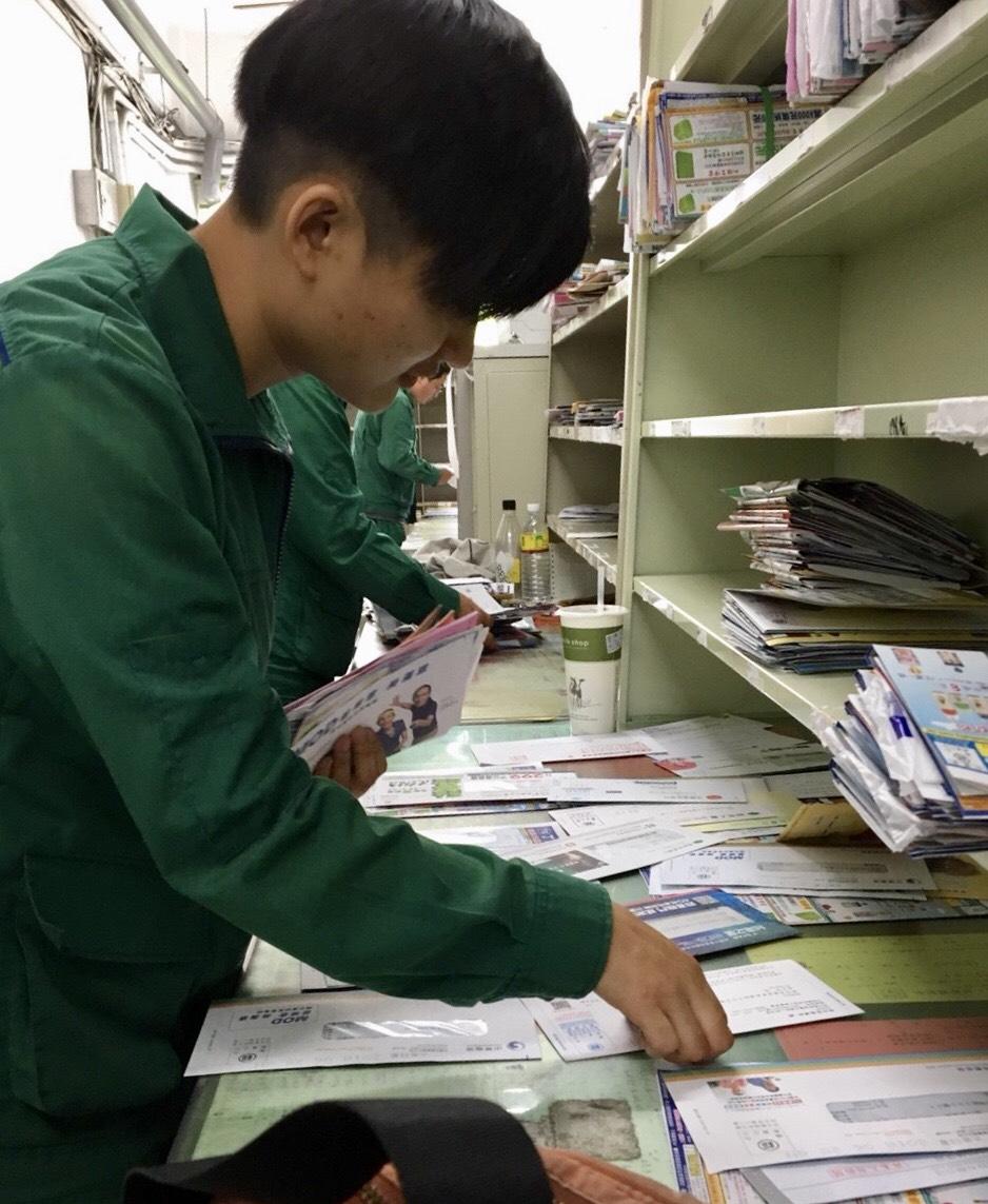 主動參與局方辦理全國清淨家園活動,打掃局屋外圍環境。