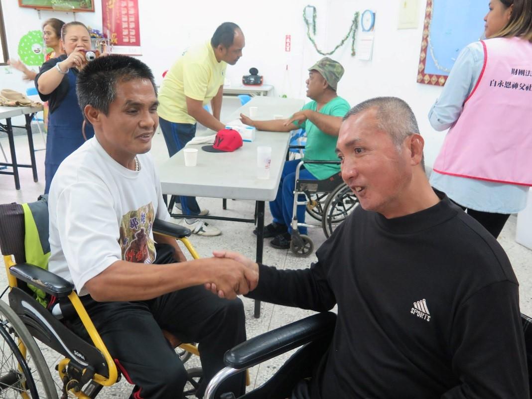 支持身障原住民走出部落、重回職場