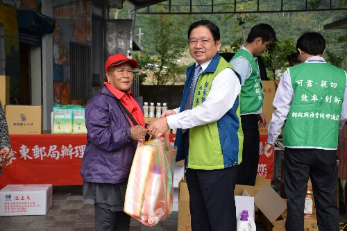 106年度關懷獨居老人活動