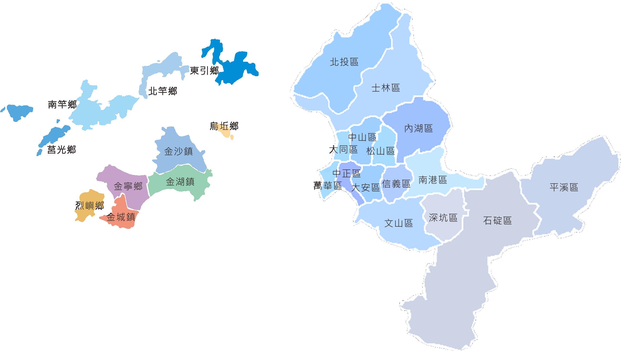 臺北郵局服務現況