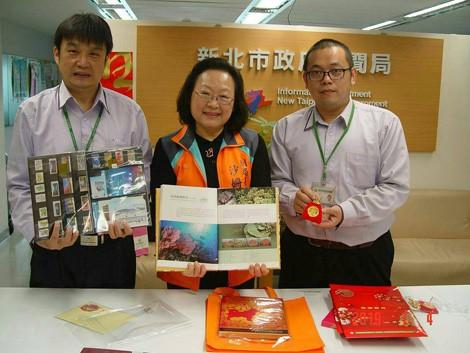 板橋郵局回饋顧客 買郵票冊送刮刮卡(自立晚報108年1月4日)
