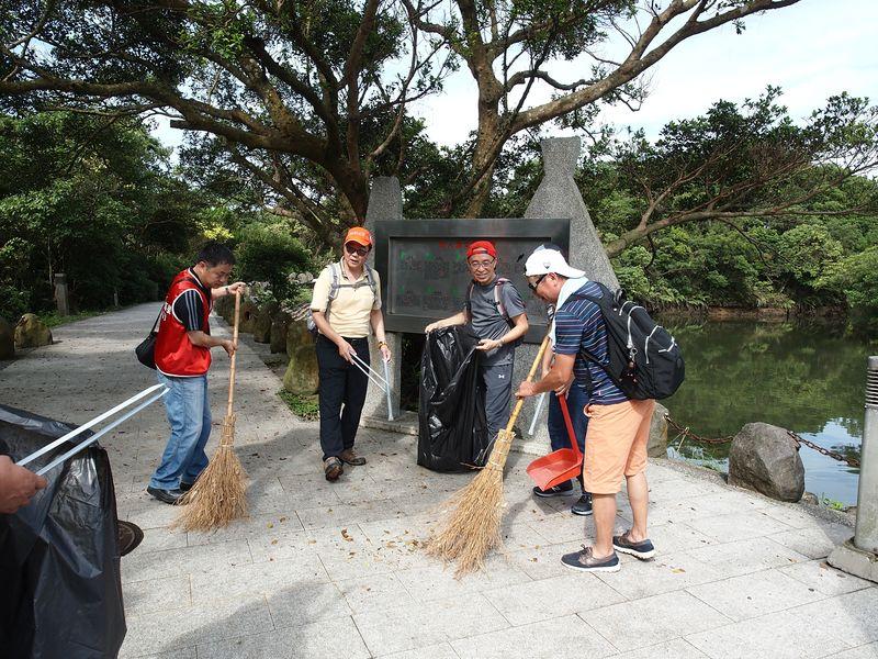 107年關懷社區清淨家園活動1