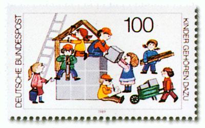 各國童玩郵票圖2-7