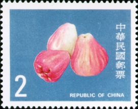 (S219.1 )Special 219 Taiwan Fruit Postage Stamps (Issue of 1985)