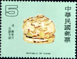 特220古代雕象牙郵票