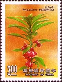 (特254.9)特254花卉郵票(77年版)
