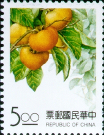 (S325.1 )Special 325 Taiwan Fruits Postage Stamps (Issue of 1993)