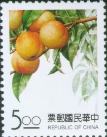 (S325.2)Special 325 Taiwan Fruits Postage Stamps (Issue of 1993)